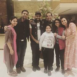 Family from Kanpur and Jaipur ❤ Goodbye Jaipur