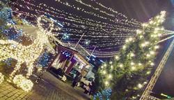 Christmas lights - Turku