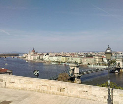 One of the most beautiful cities to come across - A must visit when making a Euro Trip
