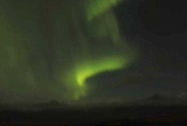 Aurora dance - The beautiful one
