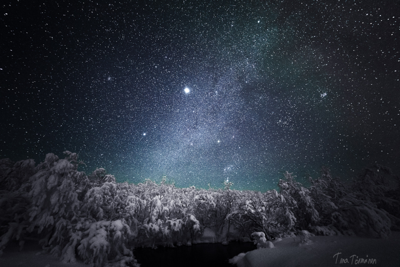 Utsjoki Winter Night