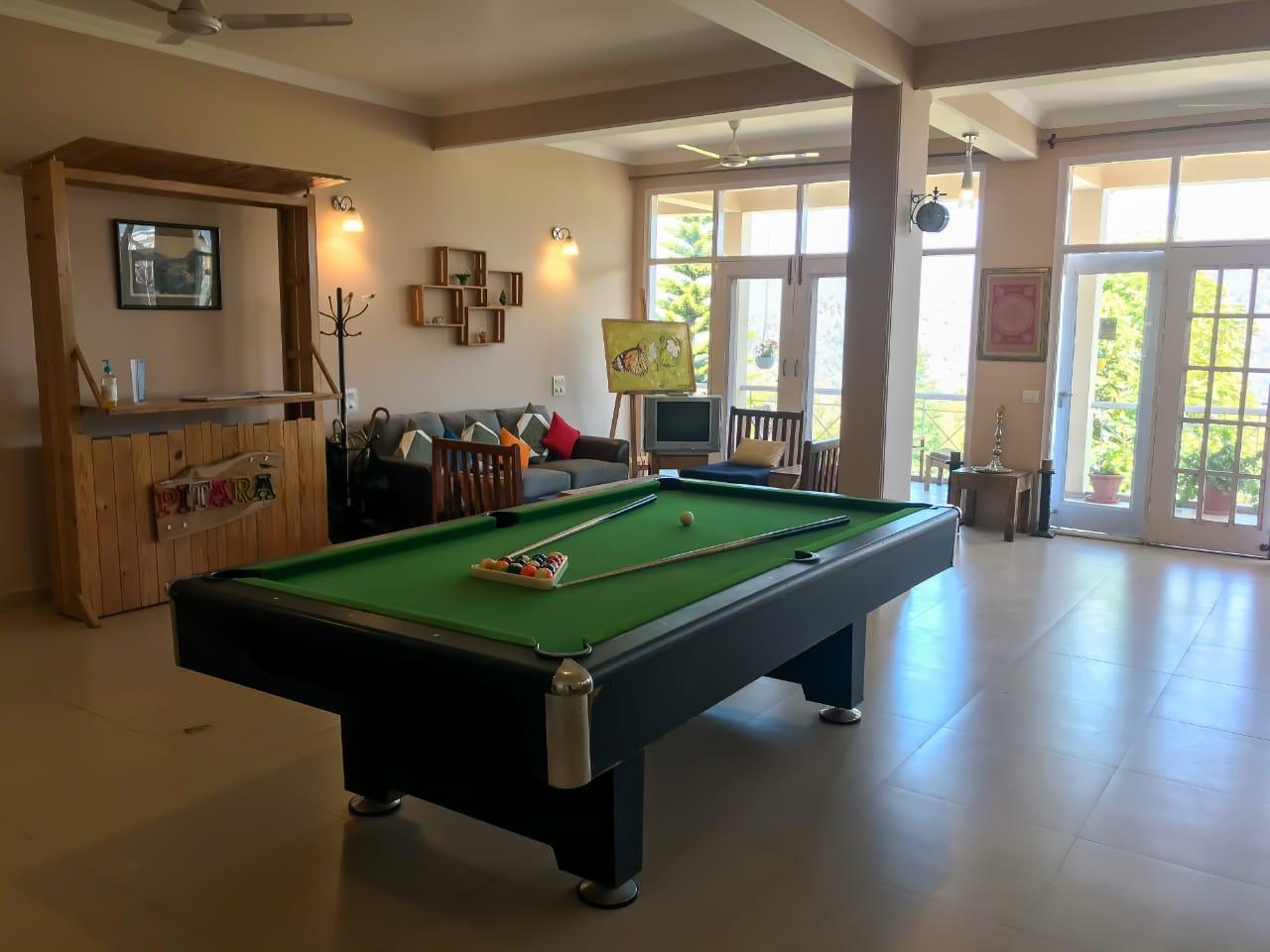 Sattal,Forest Resort_11