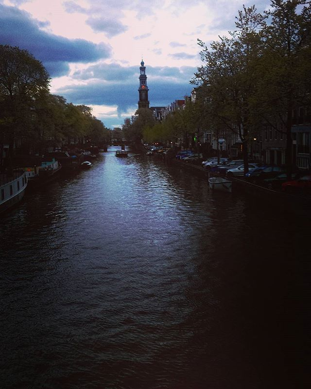 Oh Amsterdam