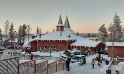 Exploring Santa Claus Village