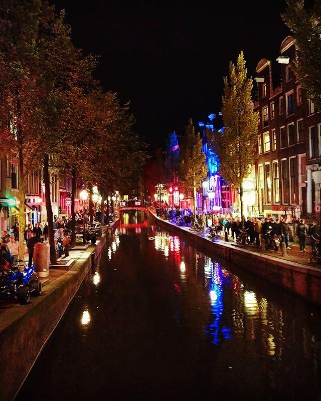 Red light district - Amsterdam - XXX - ♥