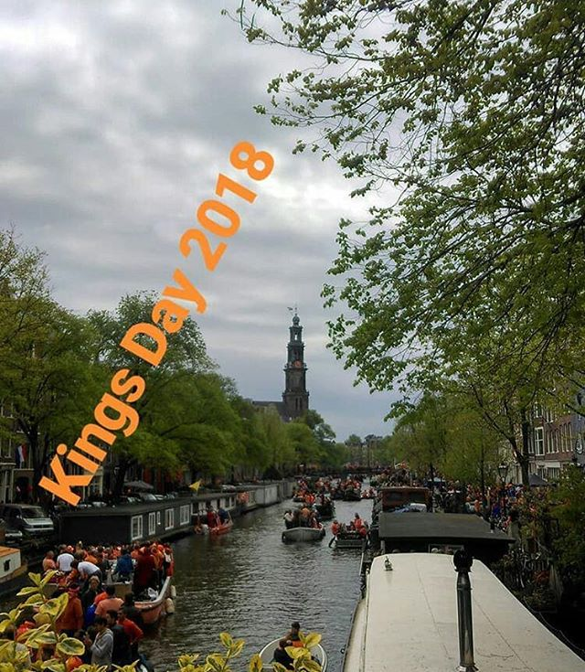 Kings Day 2018