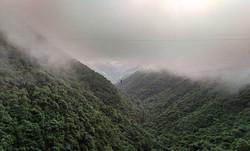 #Ziplining enroute Cherrapunji_._._._