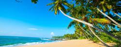 Serene beaches