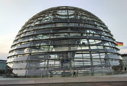Welcome to Berlin - A visit to the Berlin Parliament and Reichstag dome is a must when in this city