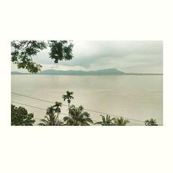 Calm Brahmaputra - Guwahati