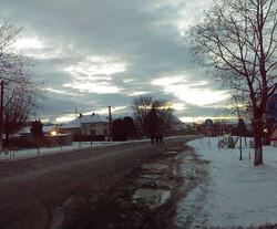 Sunsets - Zarnesti