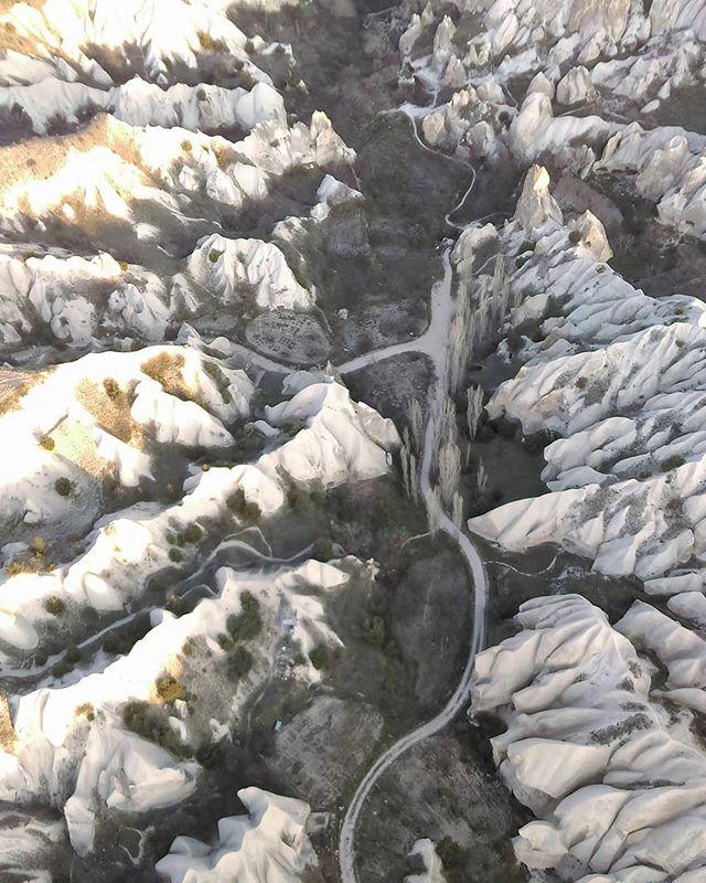 Red valley - Cappadocia_._._._