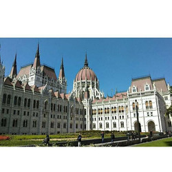 Walking tours - Budapest - Hungarian Parliament building
