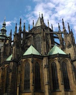 St. Vitus Cathderal , Prague