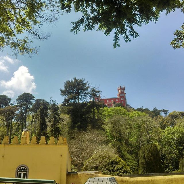 Sintra - Hiking , discovering castles , parks , roof panoramic views and misc more