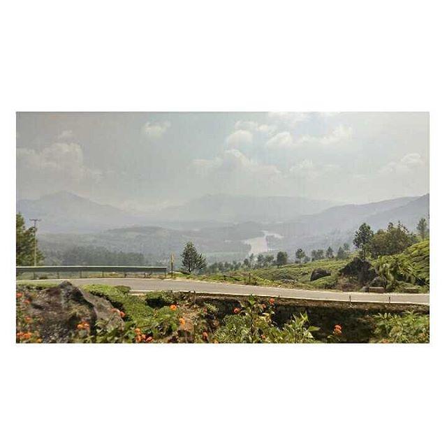 Enroute more down South Kerala