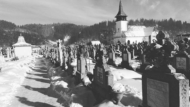 Cemetery Walks II - Zarnesti