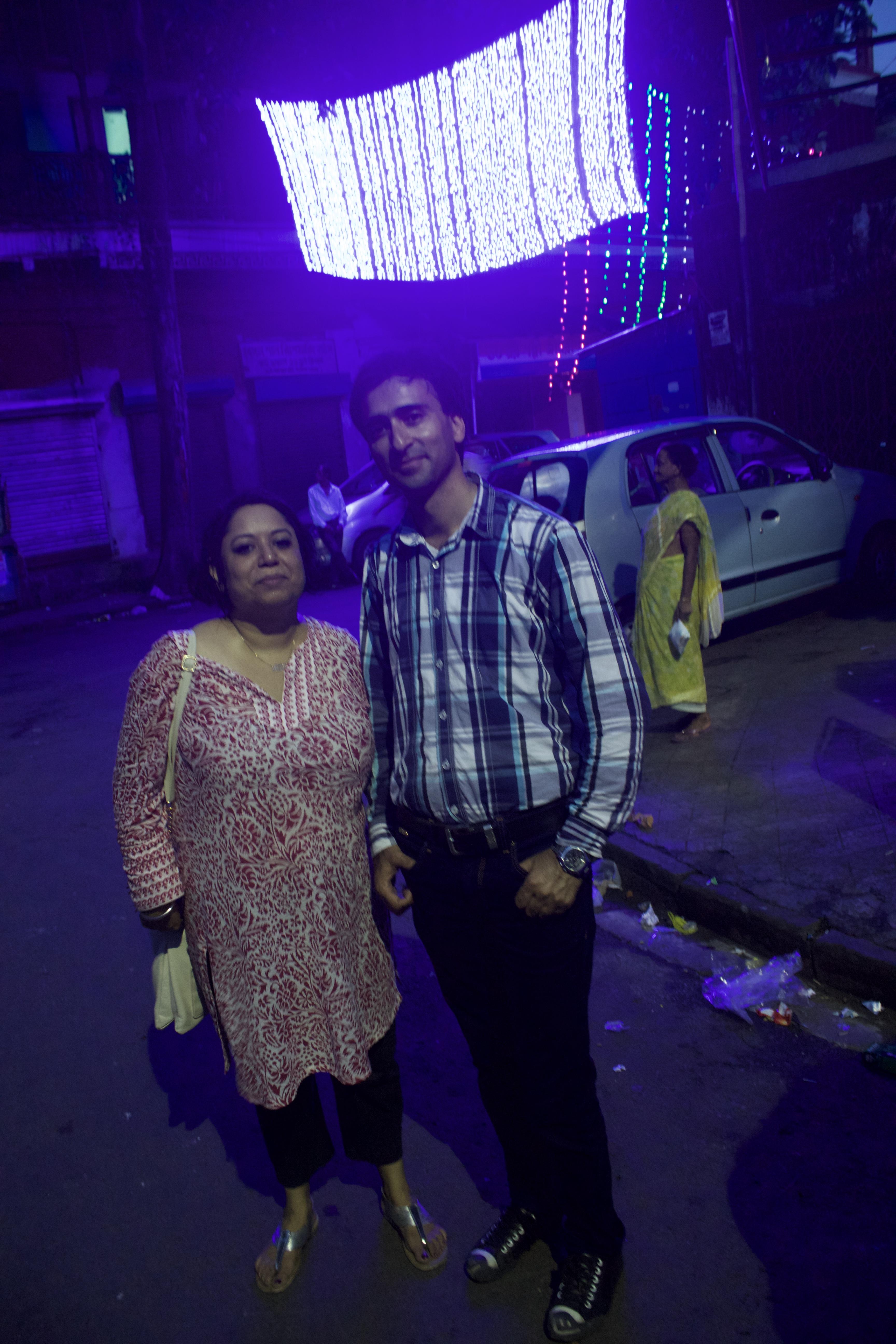 Arshid & Neela