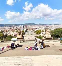 Then there are cities like Barcelona whi