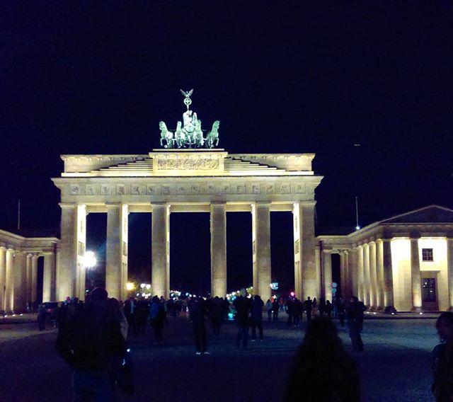 Brandenburg Gate , Berlin