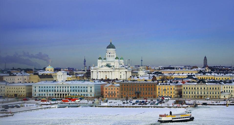 Helsinki Winters