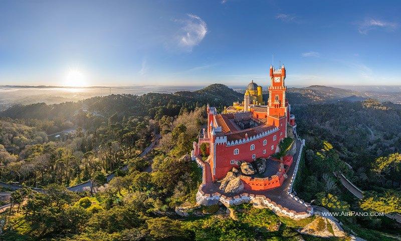 Pene National Palace Sintra