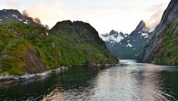 svolvaer trollfjord