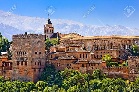 Alhambra , Granda