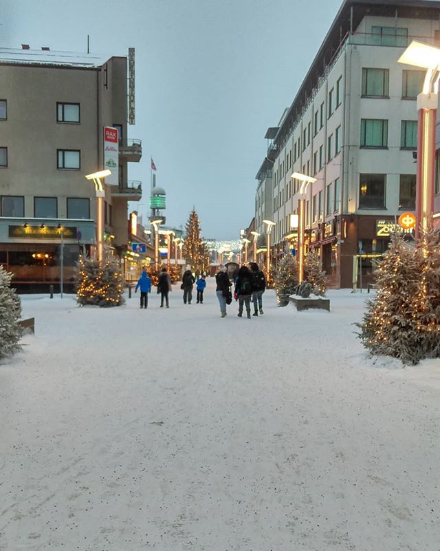 Day 8- Walking tours Rovaniemi
