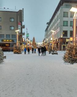 Day 8- Walking tours Rovaniemi