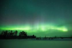 Christmas gift - Northern Lights - Rovaniemi