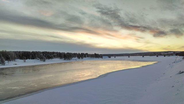 Morning Sky - Rovaniemi