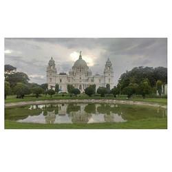 Walking tours Calcutta - An evening at Victoria Memorial._._._