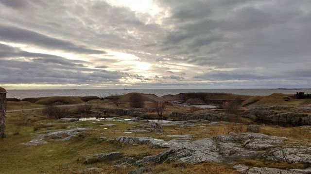 Walk to remember - Exploring Suomenlinna Fortress  #Helsinki