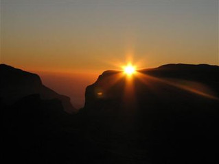 At Maharashtra's highest peak - Kalsubai