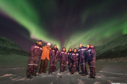 Northern Light Chasers - The Group