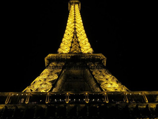 If you only had one night to live through Paris...