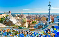 Gaudi Architecture , Barcelona