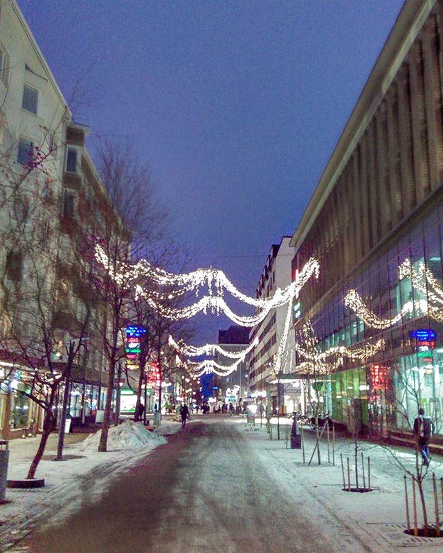 Tampere Night walks