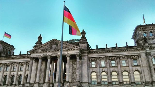 Berlin Parliament - History and architecture and much more. Always worth a visit