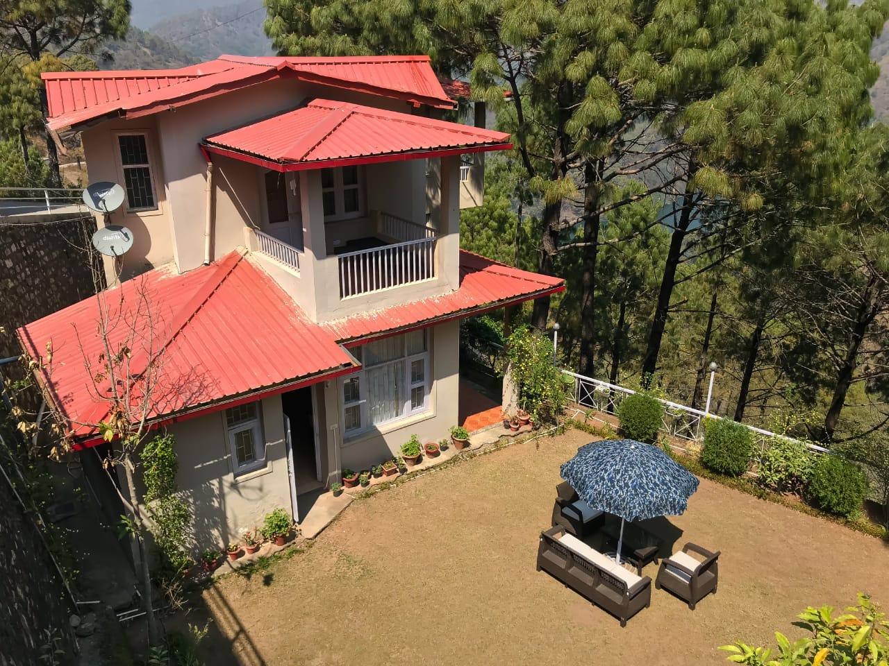 Sattal,Forest Resort_5