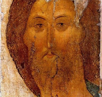 Identify with the abandoned Christ