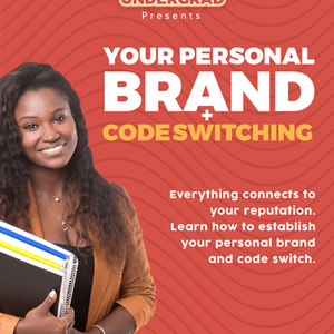 Your Personal Brand & Code Switching
