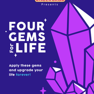 Four Gems For Life