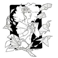 Stationary Witch