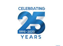 25 years 1995 -2020
