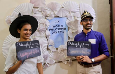 World Philosophy Day  - India 2020