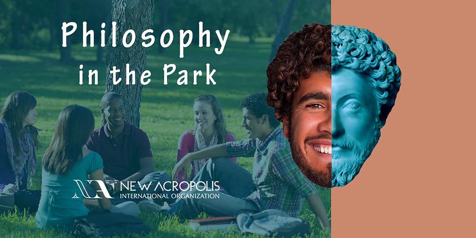 Philosophy in the Park - Open Class (3)