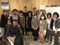 Philosophy workshop - Taiwan 2020