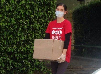 Volunteering in the days of Corona - Isr